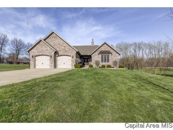 69 Sugar Creek Hills, Auburn, IL 62615 (MLS #182170) :: Killebrew & Co Real Estate Team