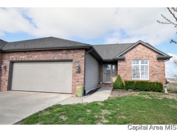 2701 Richardson Dr, Springfield, IL 62711 (MLS #182193) :: Killebrew & Co Real Estate Team