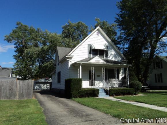 279 N Whitesboro St, Galesburg, IL 61401 (MLS #182211) :: Killebrew & Co Real Estate Team