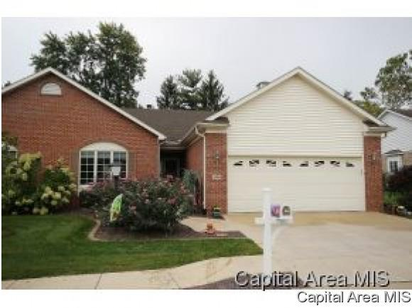 1904 Turnberry Ct, Springfield, IL 62704 (MLS #182255) :: Killebrew & Co Real Estate Team