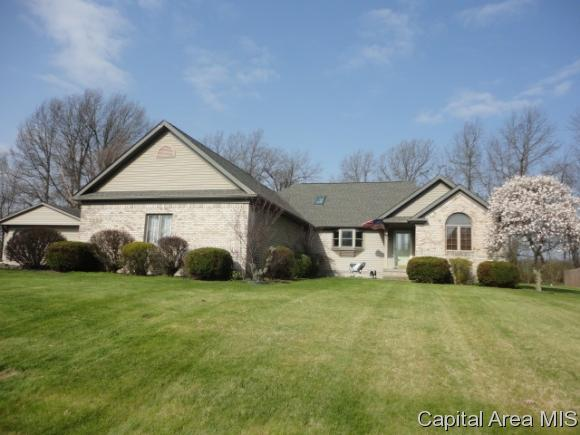 3808 Lake Drive, Taylorville, IL 62568 (MLS #182257) :: Killebrew & Co Real Estate Team