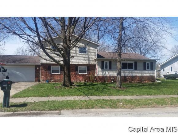 69 Providence Ln, Springfield, IL 62711 (MLS #182264) :: Killebrew & Co Real Estate Team