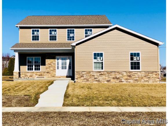 511 Macy Ln, Chatham, IL 62629 (MLS #182266) :: Killebrew & Co Real Estate Team