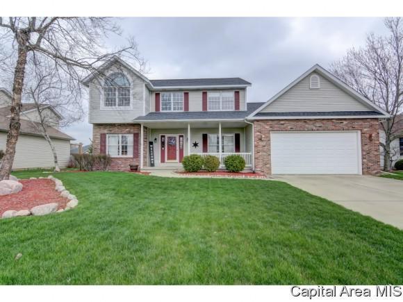 2720 Cronin Drive, Springfield, IL 62711 (MLS #182279) :: Killebrew & Co Real Estate Team