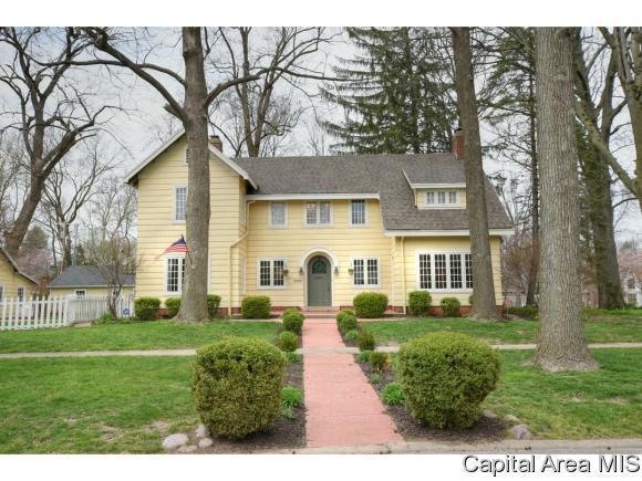 1501 Leland Ave, Springfield, IL 62704 (MLS #182294) :: Killebrew & Co Real Estate Team