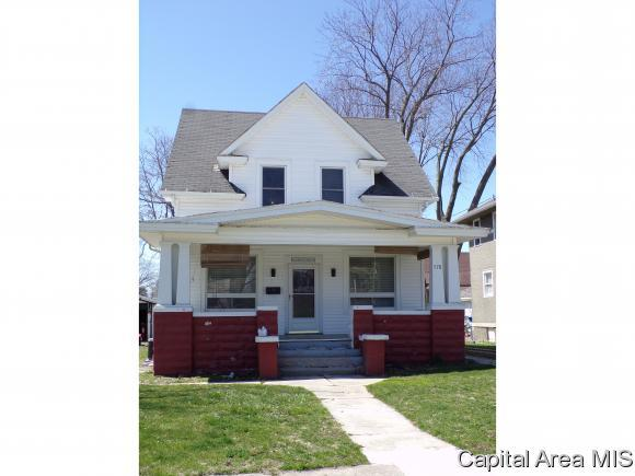 578 Jefferson St, Galesburg, IL 61401 (MLS #182299) :: Killebrew & Co Real Estate Team