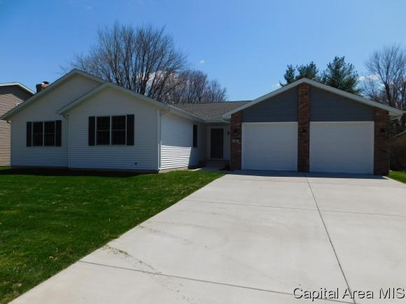 14 Red Fox Ct, Springfield, IL 62712 (MLS #182303) :: Killebrew & Co Real Estate Team
