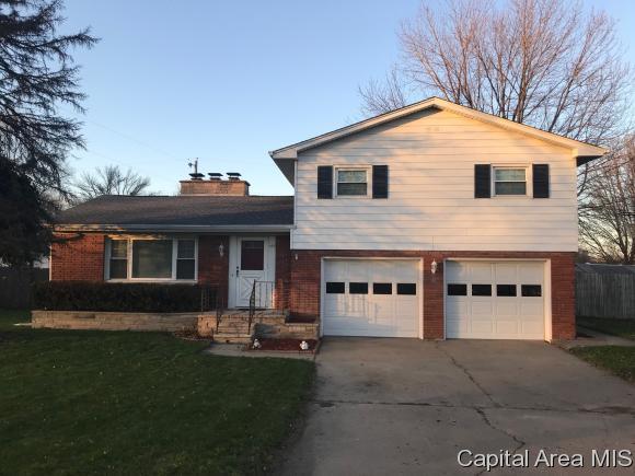 601 E State Route 125, Pleasant Plains, IL 62677 (MLS #182381) :: Killebrew & Co Real Estate Team