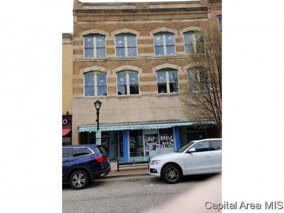 415 E Adams, Springfield, IL 62701 (MLS #182397) :: Killebrew & Co Real Estate Team