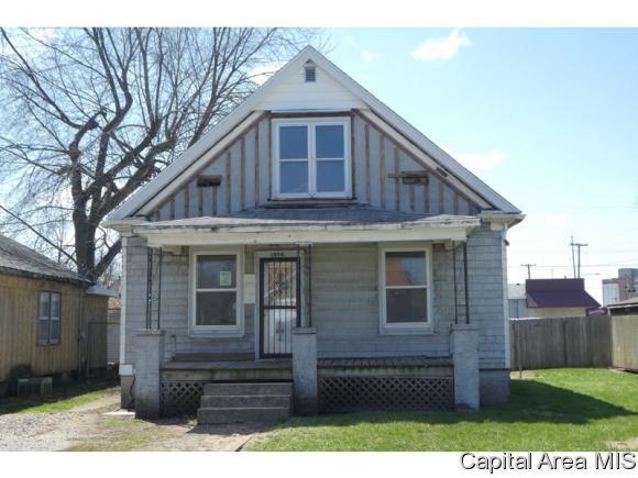 1806 E Converse Ave, Springfield, IL 62702 (MLS #182418) :: Killebrew & Co Real Estate Team