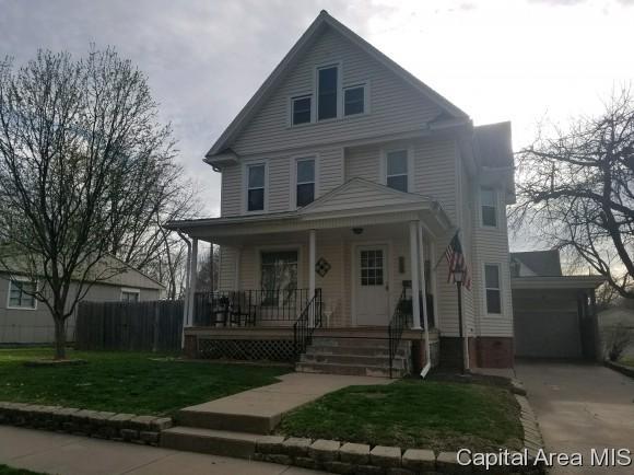 220 S 4th, Monmouth, IL 61462 (MLS #182419) :: Killebrew & Co Real Estate Team