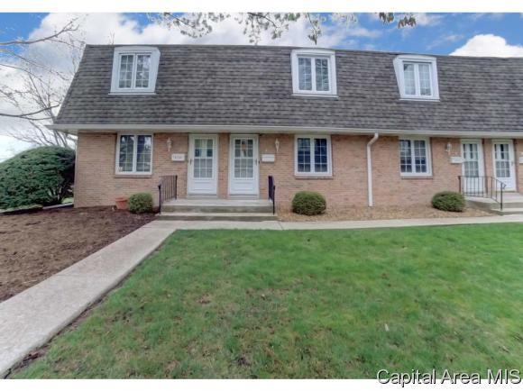 900 S Durkin Dr #4, Springfield, IL 62704 (MLS #182421) :: Killebrew & Co Real Estate Team