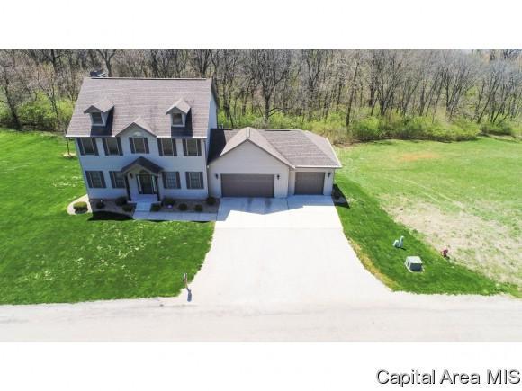 35 Vista Ridge, Petersburg, IL 62675 (MLS #182504) :: Killebrew & Co Real Estate Team