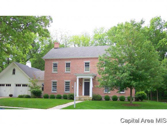6416 Twelve Oaks Court, Springfield, IL 62712 (MLS #182554) :: Killebrew & Co Real Estate Team