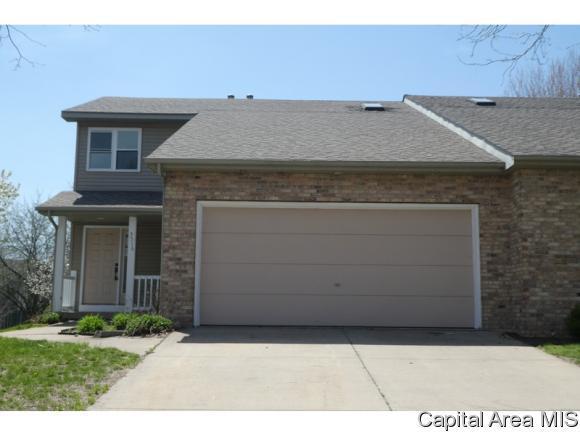 3316 Ashley Lane, Springfield, IL 62711 (MLS #182601) :: Killebrew & Co Real Estate Team