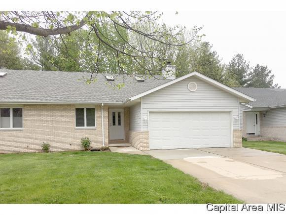2414 Checkerberry Lane, Springfield, IL 62704 (MLS #182623) :: Killebrew & Co Real Estate Team