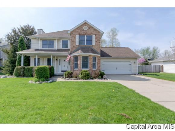 516 Richmond, Chatham, IL 62629 (MLS #182637) :: Killebrew & Co Real Estate Team