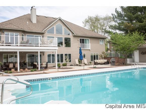 13 W Fairview Ln, Springfield, IL 62711 (MLS #182729) :: Killebrew & Co Real Estate Team