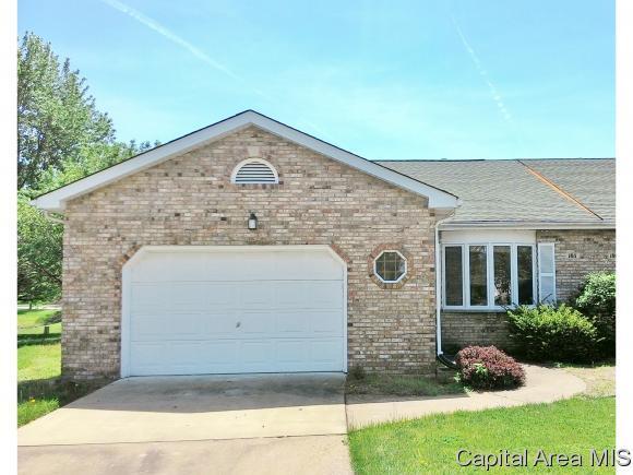 1811 S Buhr Mill Ct, Springfield, IL 62704 (MLS #182767) :: Killebrew & Co Real Estate Team