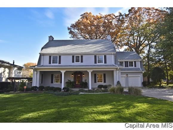 1120 Orendorff Pkwy, Springfield, IL 62704 (MLS #182850) :: Killebrew & Co Real Estate Team