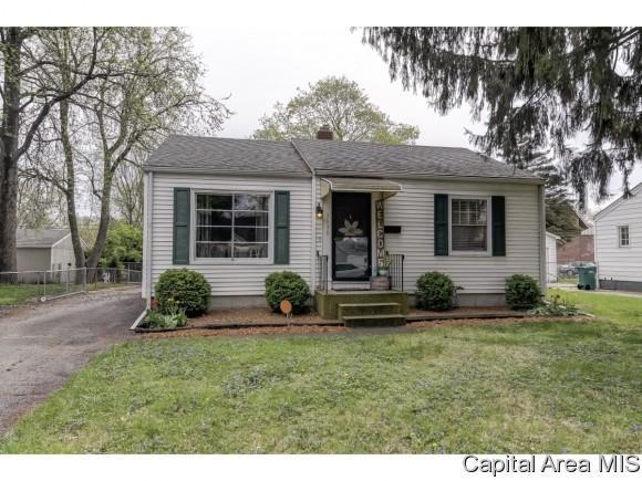 3536 Sheridan St, Springfield, IL 62703 (MLS #182960) :: Killebrew & Co Real Estate Team