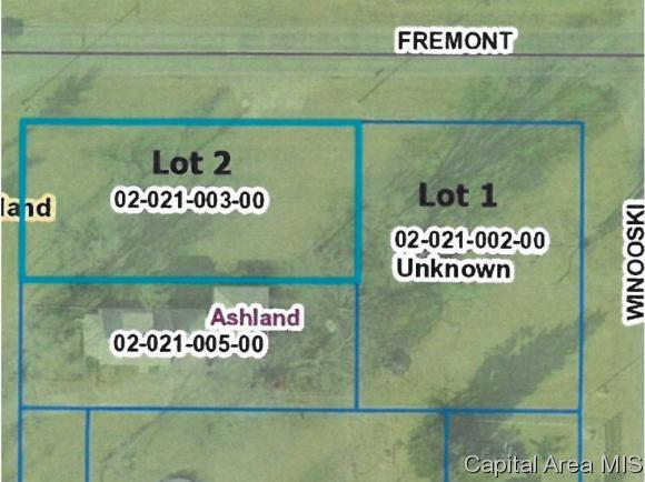 Corner Freemont and Winoosk, Ashland, IL 62612 (MLS #182967) :: Killebrew & Co Real Estate Team