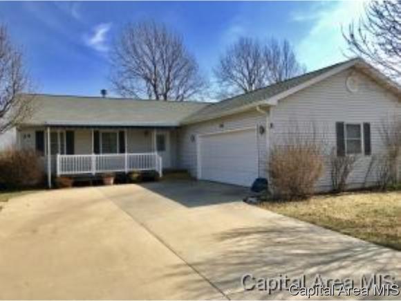 24 Catalina Ct, Jacksonville, IL 62650 (MLS #183031) :: Killebrew & Co Real Estate Team