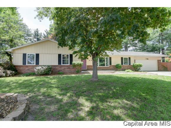 48 Woodmere Ln, Chatham, IL 62629 (MLS #183079) :: Killebrew & Co Real Estate Team