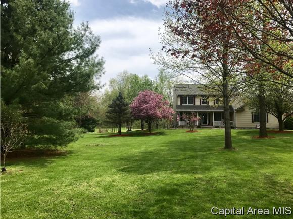 23447 Digiovanna Ave, Athens, IL 62613 (MLS #183092) :: Killebrew & Co Real Estate Team