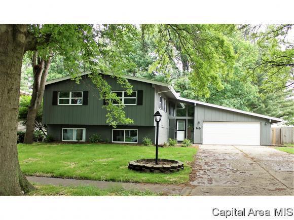 149 Exmore Dr., Springfield, IL 62704 (MLS #183143) :: Killebrew & Co Real Estate Team