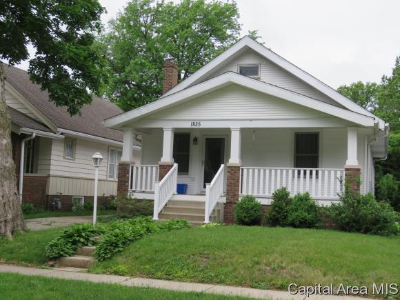 1825 S Lowell Ave, Springfield, IL 62704 (MLS #183165) :: Killebrew & Co Real Estate Team