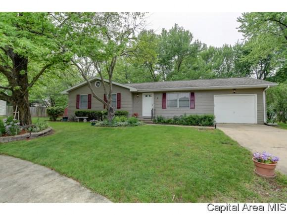 228 Tulip, Springfield, IL 62707 (MLS #183170) :: Killebrew & Co Real Estate Team