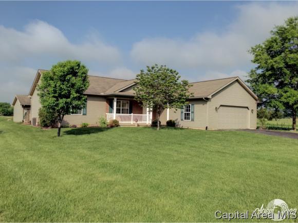 4069 Oak Run Dr, Dahinda, IL 61428 (MLS #183174) :: Killebrew & Co Real Estate Team