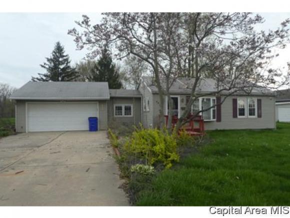4930 E Glenwood Dr, Decatur, IL 62521 (MLS #183179) :: Killebrew & Co Real Estate Team