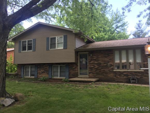 13 Holiday Ln, Riverton, IL 62561 (MLS #183278) :: Killebrew & Co Real Estate Team
