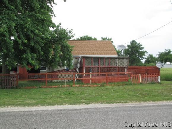 1286 Merritt Blacktop Rd, Winchester, IL 62694 (MLS #183351) :: Killebrew & Co Real Estate Team
