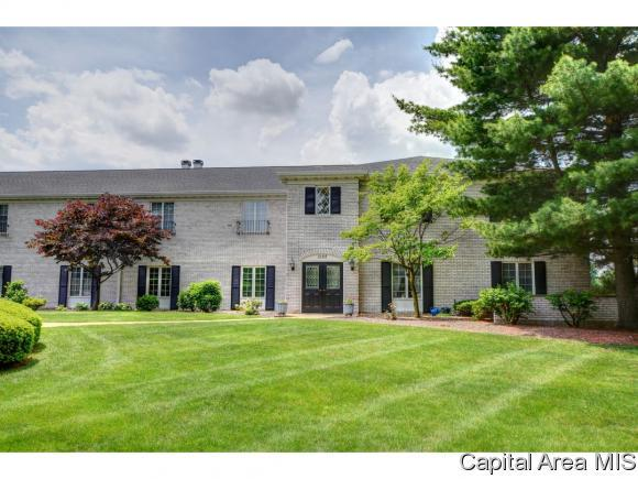 3128 Huntington Woods Dr, Springfield, IL 62704 (MLS #183359) :: Killebrew & Co Real Estate Team