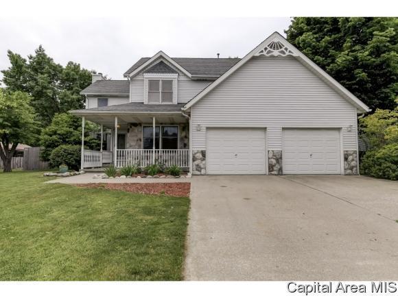 400 Crown Point, Sherman, IL 62684 (MLS #183410) :: Killebrew & Co Real Estate Team