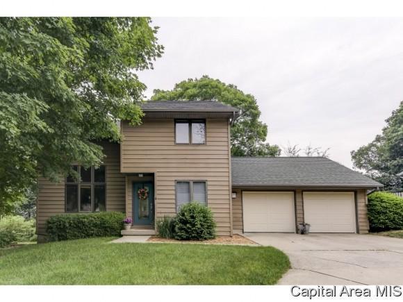 171 Roanoke Dr, Rochester, IL 62563 (MLS #183453) :: Killebrew & Co Real Estate Team