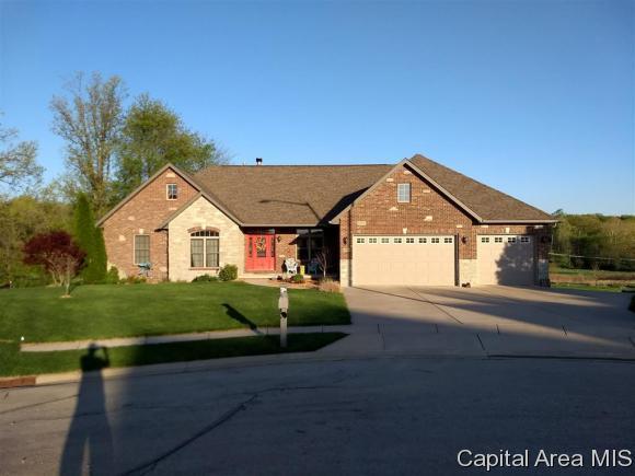 6116 Elisha Trail, Springfield, IL 62711 (MLS #183454) :: Killebrew & Co Real Estate Team