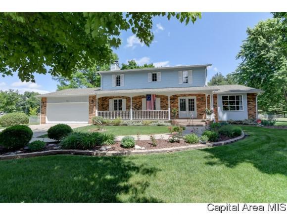 7910 Tumbleweed, Springfield, IL 62707 (MLS #183460) :: Killebrew & Co Real Estate Team