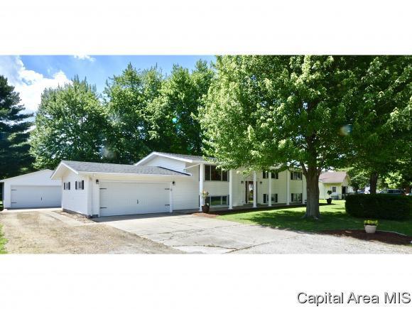 22 Towle, Divernon, IL 62530 (MLS #183484) :: Killebrew & Co Real Estate Team
