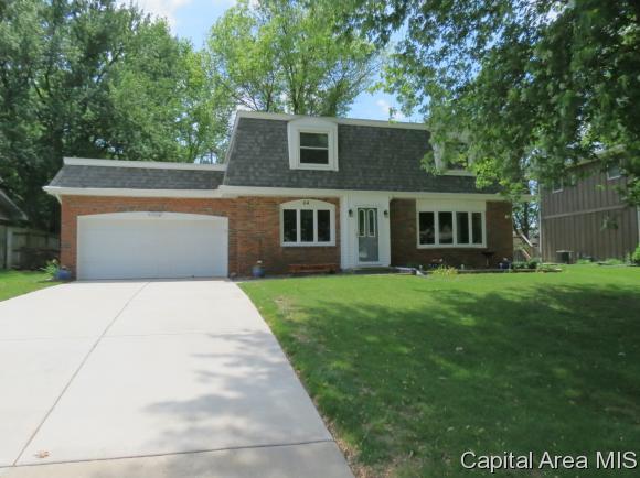 64 Marchelle Ave, Springfield, IL 62702 (MLS #183591) :: Killebrew & Co Real Estate Team