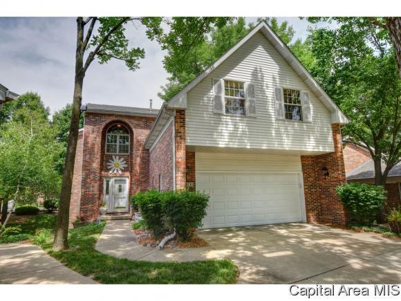 2121 Timberview Dr, Springfield, IL 62702 (MLS #183629) :: Killebrew & Co Real Estate Team