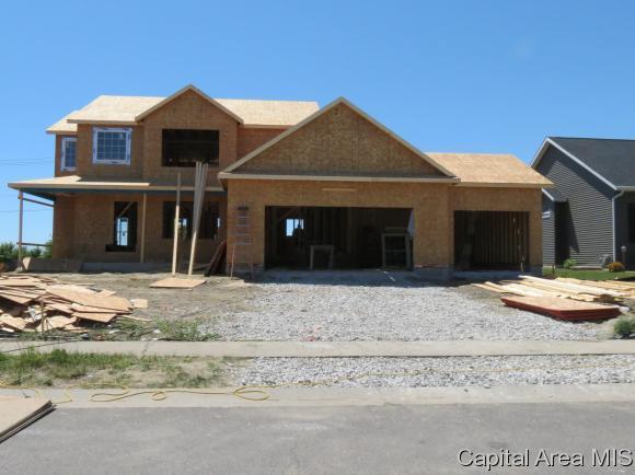 3609 Wexford Dr, Springfield, IL 62704 (MLS #183647) :: Killebrew & Co Real Estate Team