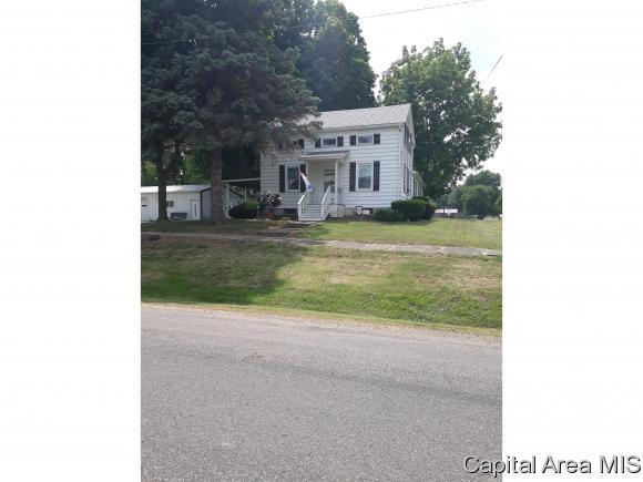 503 S Prospect St, Waverly, IL 62692 (MLS #183661) :: Killebrew & Co Real Estate Team