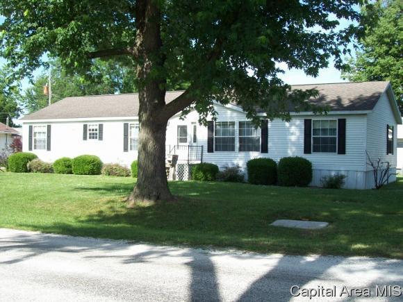 32 N Broadway, Winchester, IL 62694 (MLS #183776) :: Killebrew & Co Real Estate Team