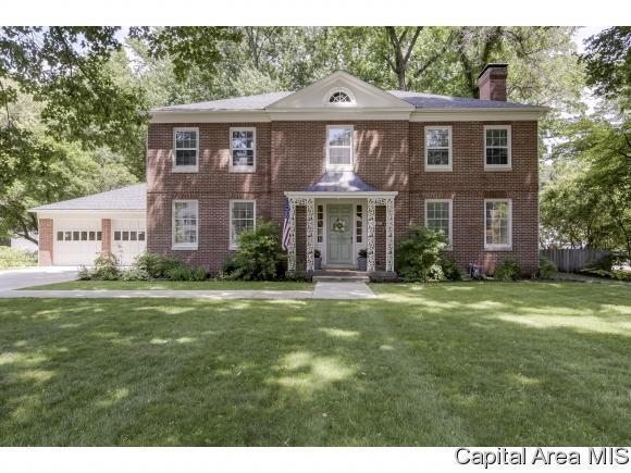 2020 S Willemore Ave, Springfield, IL 62704 (MLS #183794) :: Killebrew & Co Real Estate Team