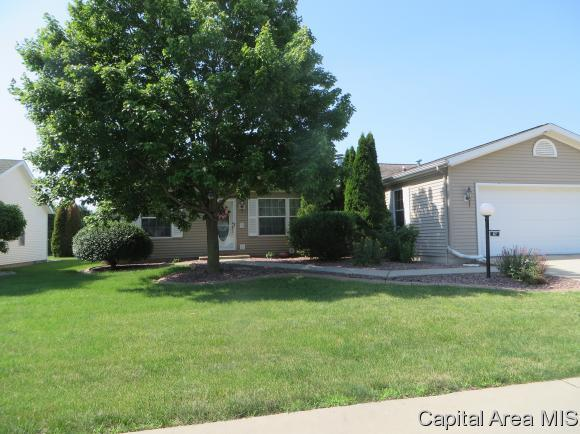 2800 Via Rosso #67, Springfield, IL 62703 (MLS #183838) :: Killebrew & Co Real Estate Team