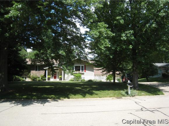47 Frontier Lake Dr, Springfield, IL 62707 (MLS #183877) :: Killebrew & Co Real Estate Team
